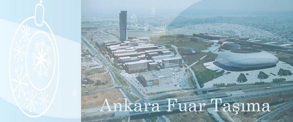 Ankara Fuar Taşıma